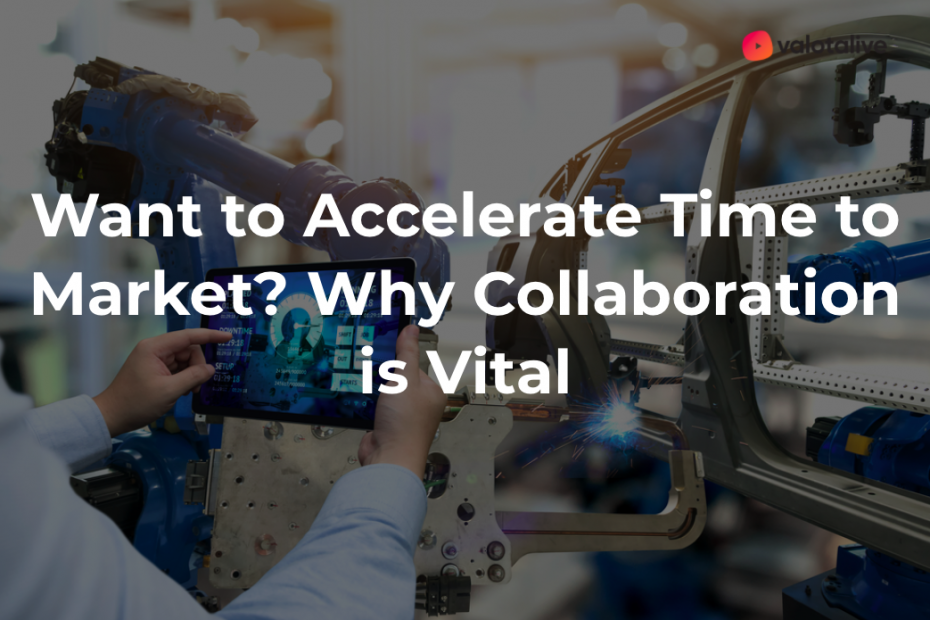 accelerate time to market