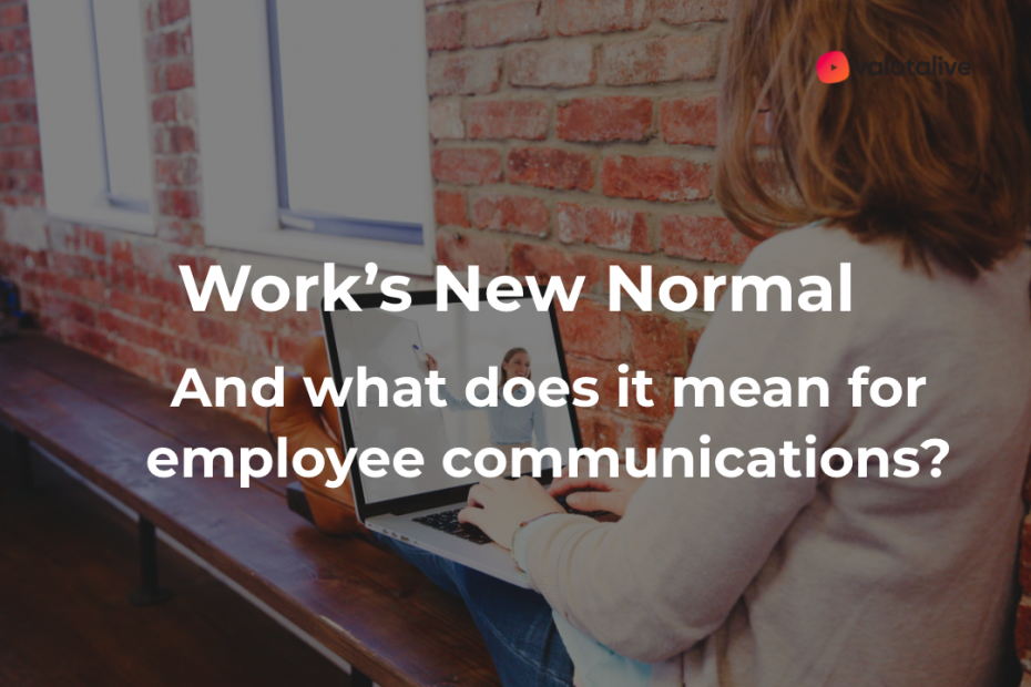 Work's New Normal