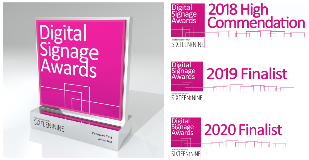 Valotalive is an award-winning workplace digital signage software for companies of all sizes