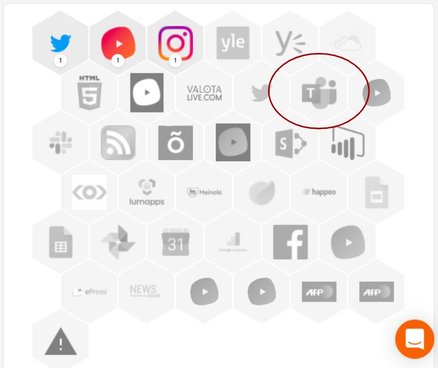 Valotalive screenshot